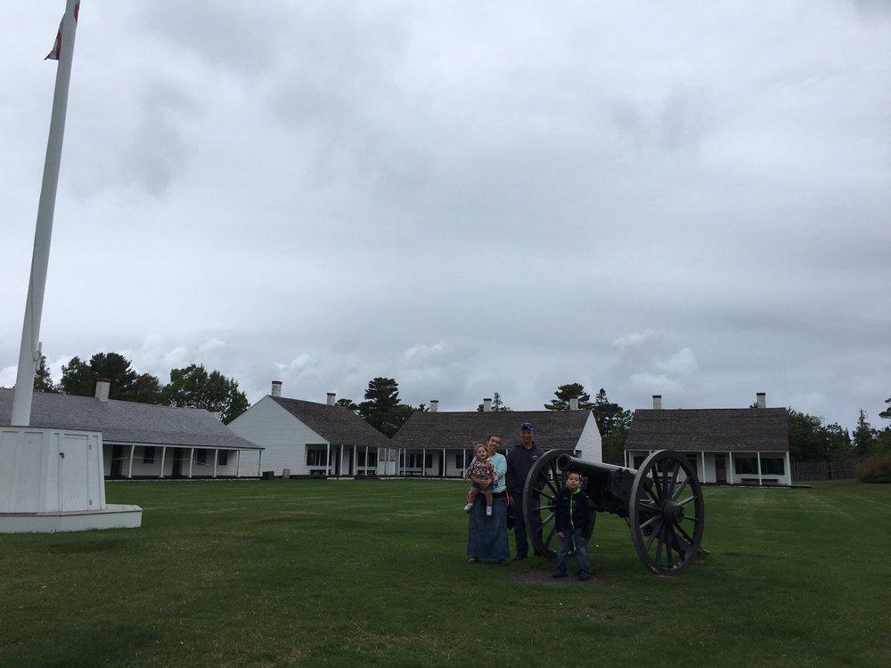 Fort Wilkens State Historic Park
