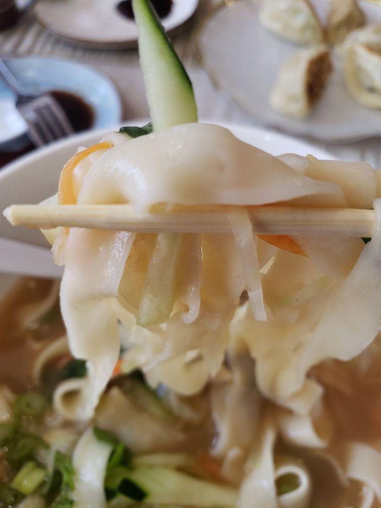 Food from Dumpling Tea & Dim Sum