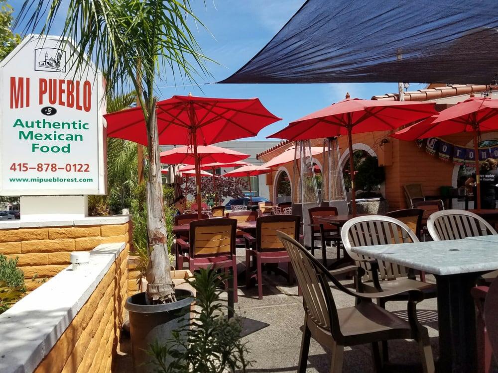 Mexican Food Restaurants Novato Ca