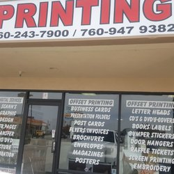 Centurion graphics printing printing services 12555 mariposa photo of centurion graphics printing victorville ca united states reheart Choice Image