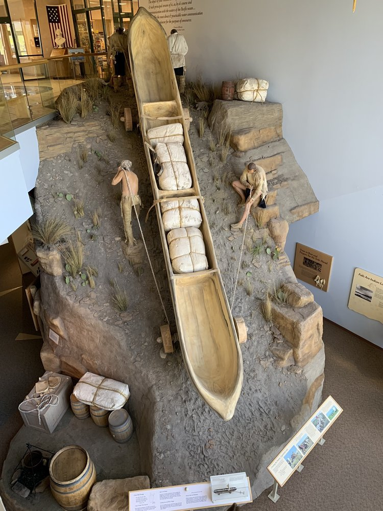 Social Spots from Lewis & Clark Interpretive Center