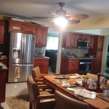 Photo Of Tops Kitchen Cabinet Granite Greenacres Fl United States