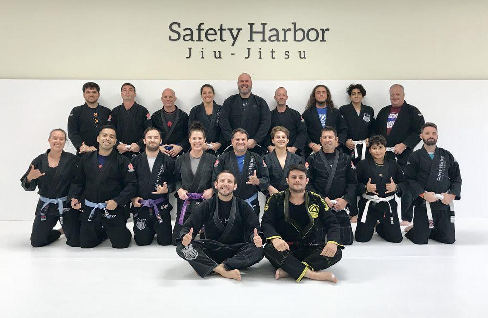 Safety Harbor Jiu Jitsu: 202 9th Ave S, Safety Harbor, FL