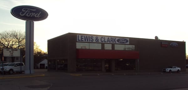 Lewis And Clark Ford >> Lewis And Clark Ford Lincoln Mercury 316 Capitol St Yankton Sd Auto