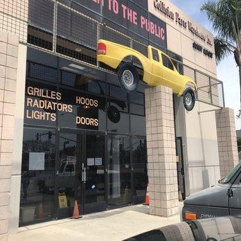 Collision Parts Warehouse Closed 10 Reviews Auto Parts
