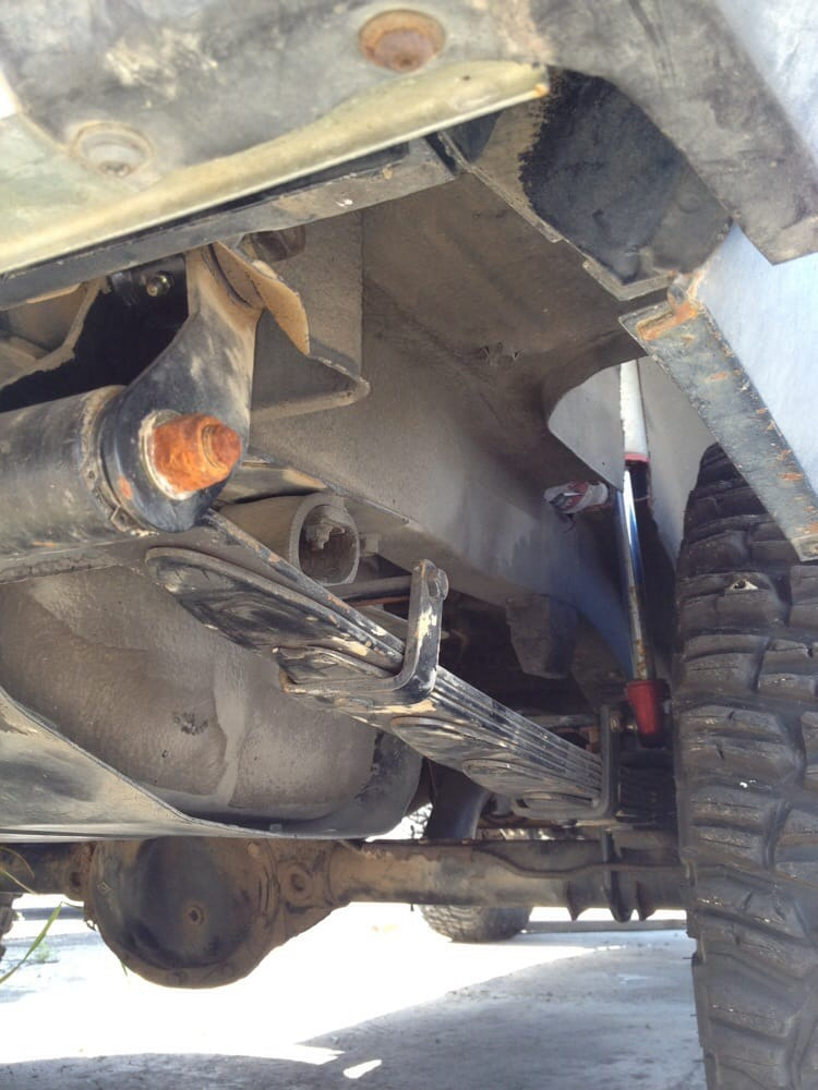 Deaver Leaf Springs >> Jeep Cherokee XJ with Custom Deaver Spings. Love the ...