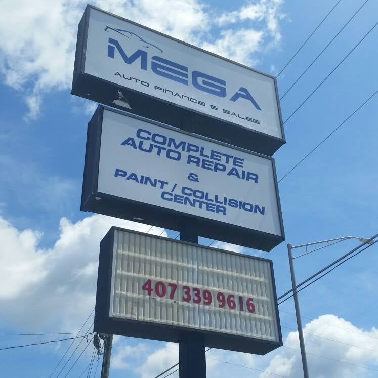 Mega Auto Finance & Sales