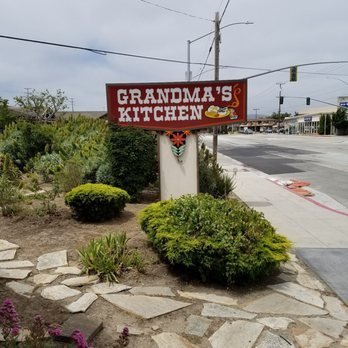 Grandma S Kitchen Monterey Menu
