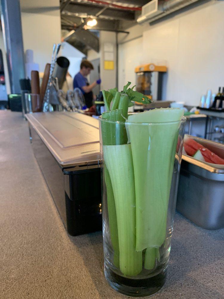 Nectar Cocktail Bar: 22455 Davis Dr, Sterling, VA