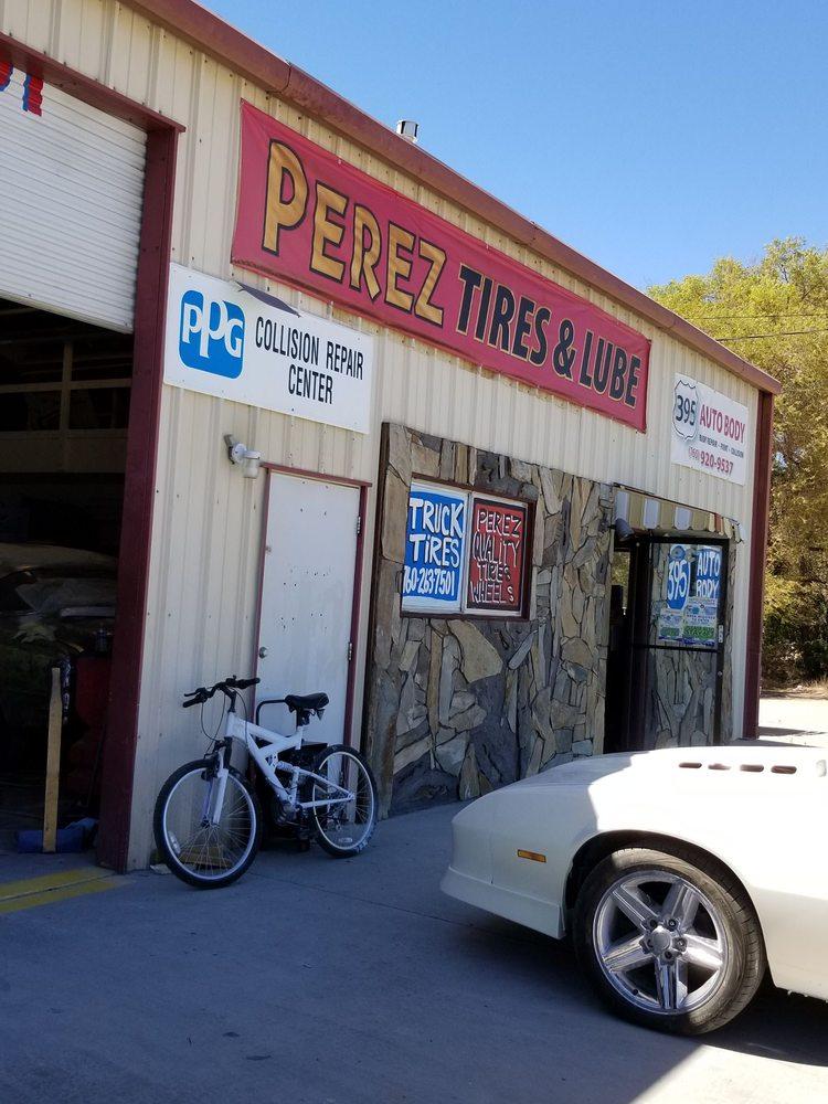 Photo of Perez Tire and Lube: Big Pine, CA