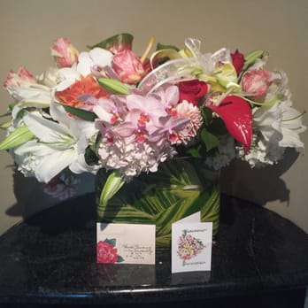 Photo of Touch Touch Florist - San Francisco, CA, United States. These flowers