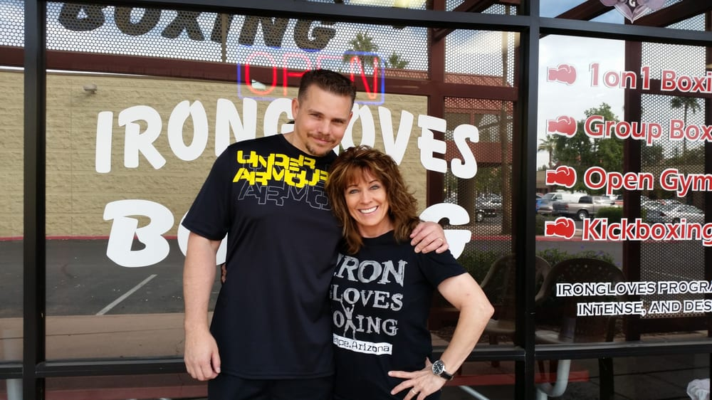 IronGloves Boxing Gym