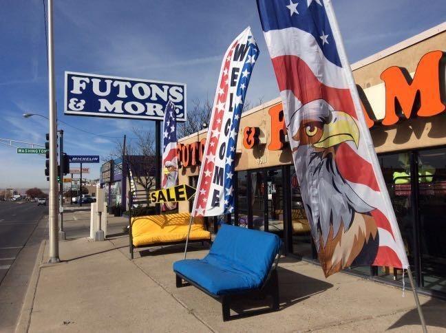Futons & Frames: 4311 Menaul Blvd NE, Albuquerque, NM