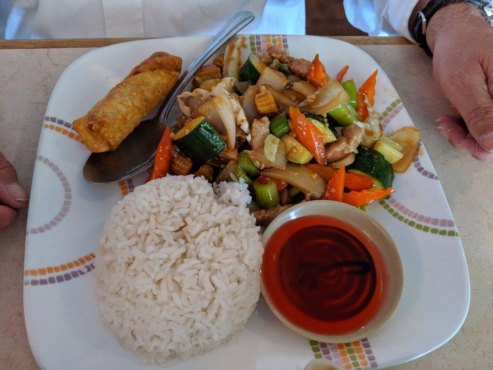Oriental Cafe: 931 N Resler Dr, El Paso, TX