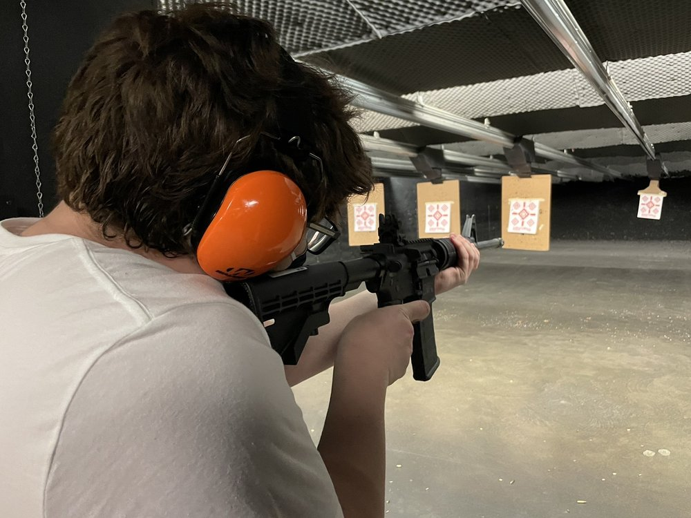Shooters Range: 5333 Curtis Rd, Traverse City, MI