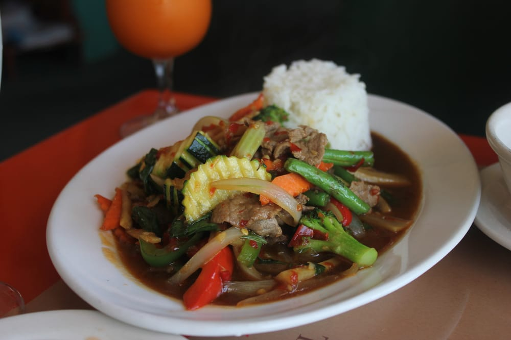 Chiang Mai Thai Restaurant: 1100 Central Ave, St. Petersburg, FL