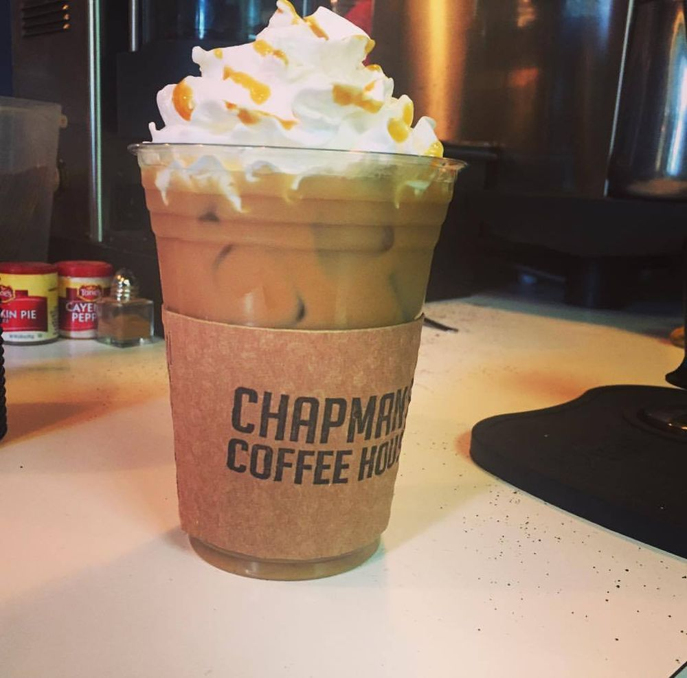 Chapman's Coffee House: 68 1/2 W Main St, New Concord, OH