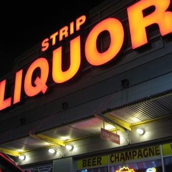 Po Of Strip Liquor Las Vegas Nv United States Exterior Pographed