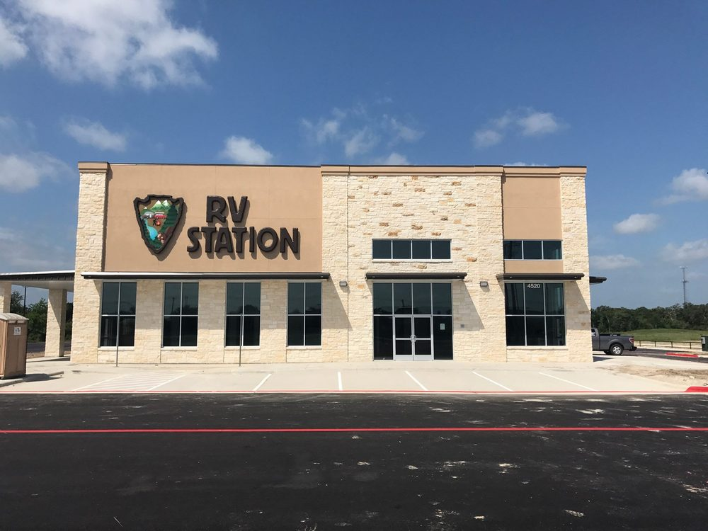 RV Station: 2815 N Earl Rudder Fwy, Bryan, TX