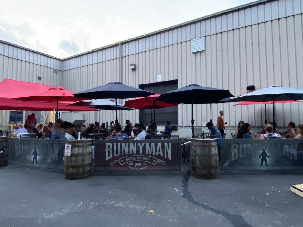 Bunnyman Brewing: 5583 Guinea Rd, Fairfax, VA
