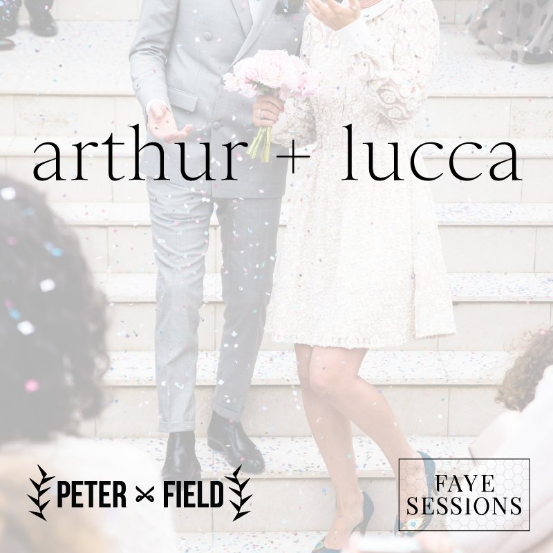 Arthur and Lucca