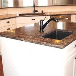 Photo Of Creative Countertops   Toms River, NJ, United States. Black  Undermount Sink