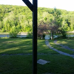Photo Of Inn At Lackawaxen Pa United States View From Suite