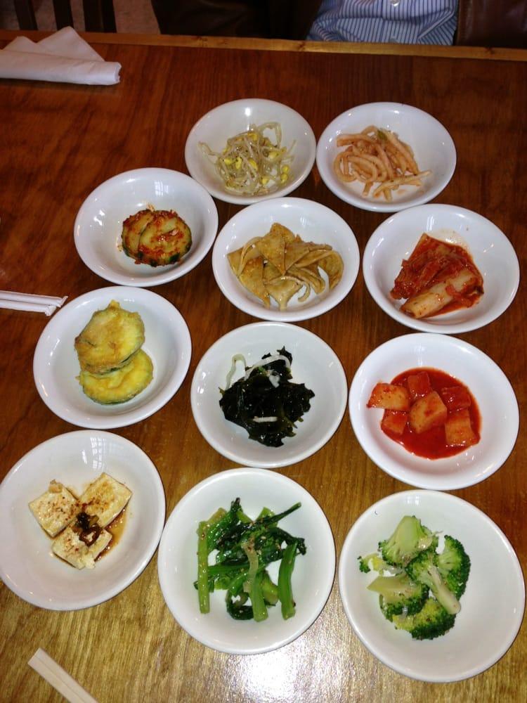 Seoul Garden Korean Restaurant Saint Ann Mo