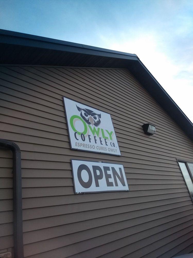 Owly Coffee: 409 Ash Ave NW, Wadena, MN