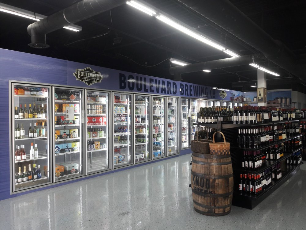 Liquor Land: 10032 N Ambassador Dr, Kansas City, MO
