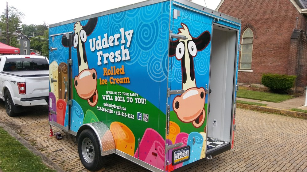 Udderly Fresh: 233 Bluemont Dr, West Mifflin, PA
