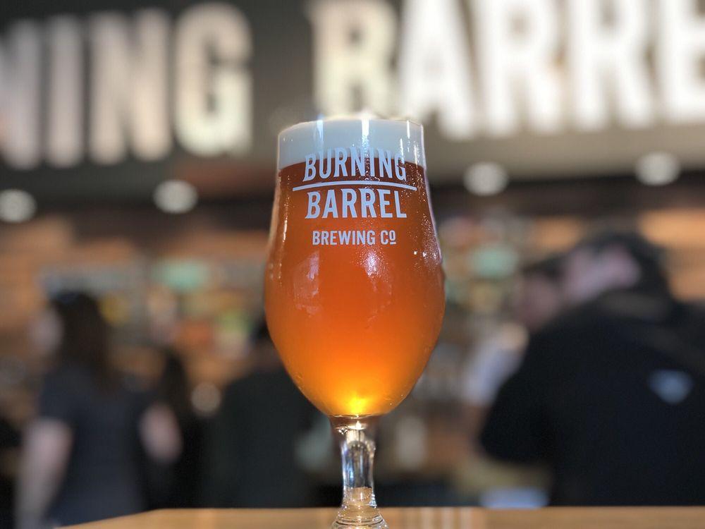 Burning Barrel Brewing Company