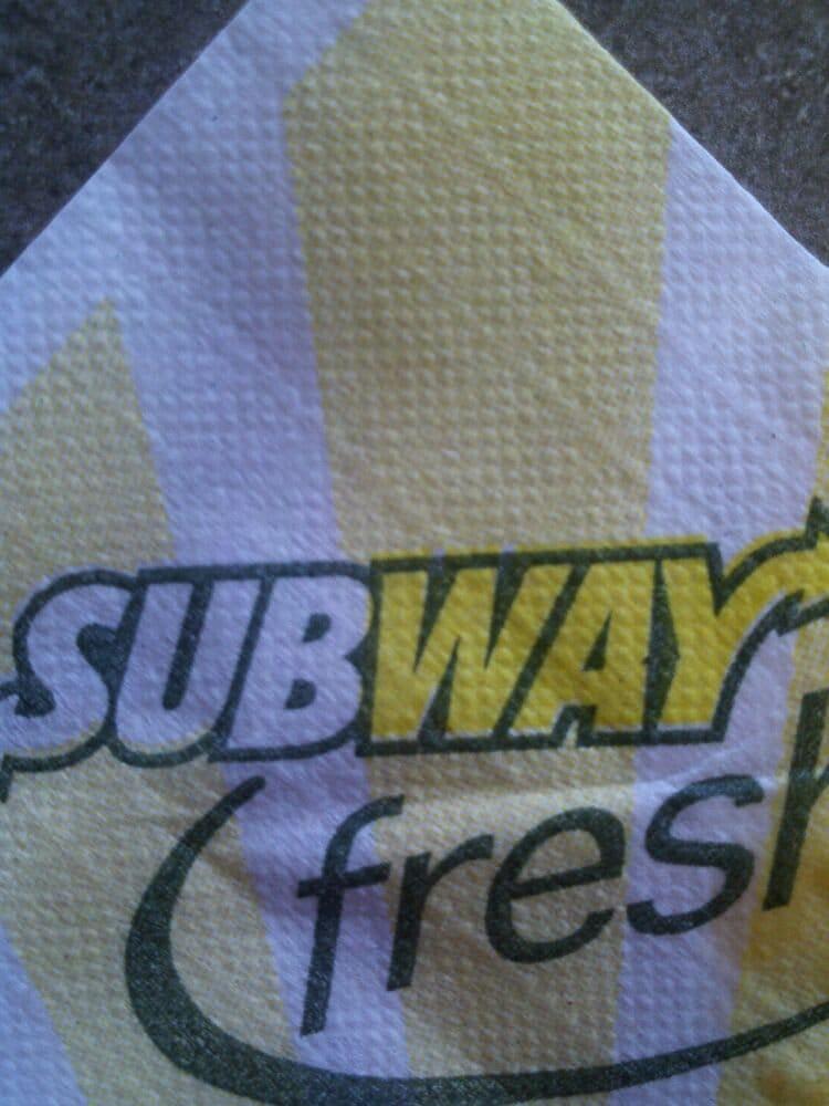 Subway: 11615 Hwy 70, Arlington, TN