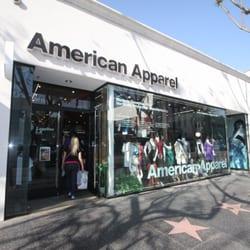 2f7b4b00 American Apparel - CLOSED - Men's Clothing - 6615 Hollywood Blvd ...