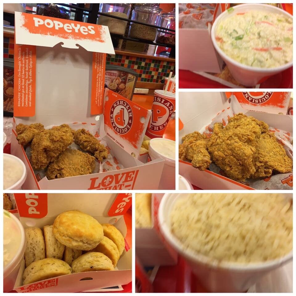 Popeyes Louisiana Kitchen Lady Popeyes Louisiana Kitchen  35 Photos & 60 Reviews  Fast Food