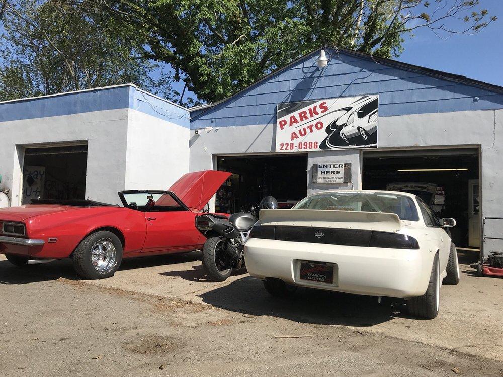 Jack Parks Auto Service: 519 S Black Horse Pike, Blackwood, NJ