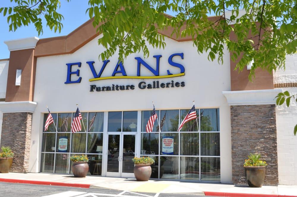 Evans Furniture Galleries CLOSED 17 s & 18