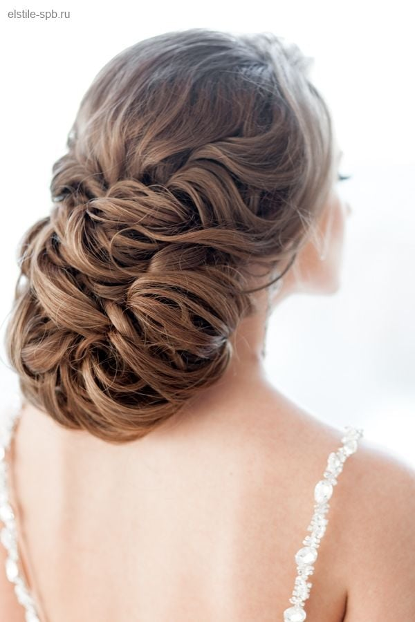 Photo de Elstyle - Pasadena, CA, États-Unis. Wedding hairstyles