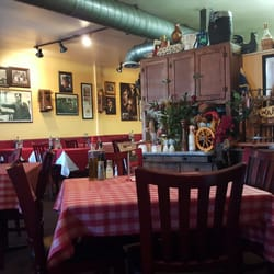 Cafe Corleone Italian Restaurant Paramount Ca