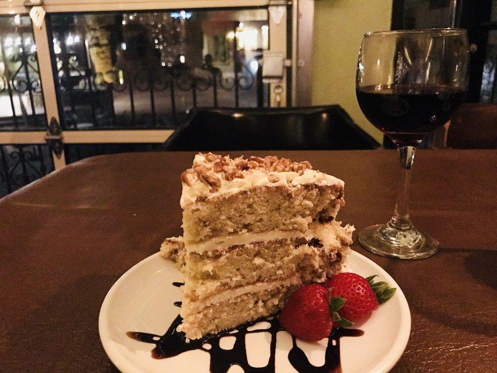 The Grape Italian Steakhouse: 6350 Escondido Dr, El Paso, TX