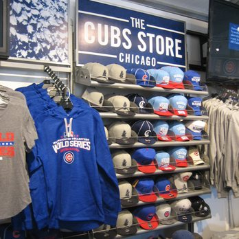 The Cubs Store - 15 Photos - Sports Wear - 1060 W Addison ...