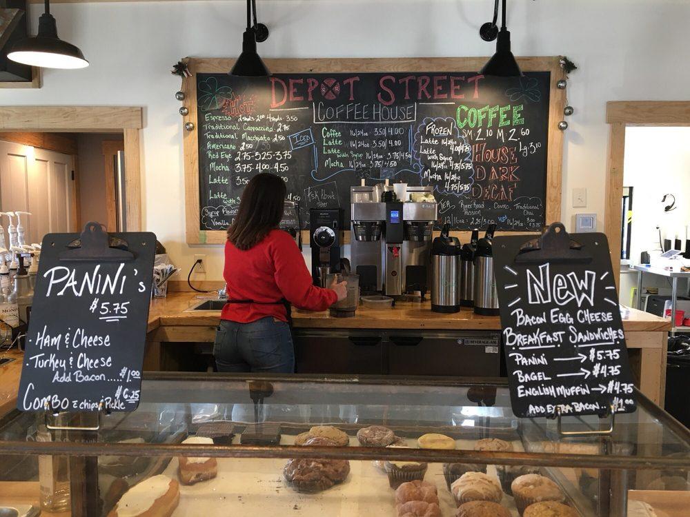 Depot Street Coffeehouse: 36 Depot St, Pataskala, OH
