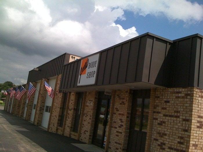 Judd's Body Shop: 8274 Byron Center Ave SW, Byron Center, MI