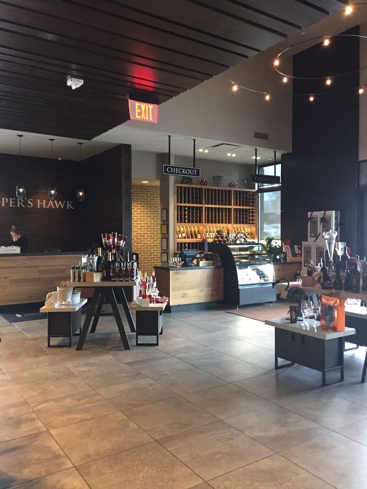 Cooper S Hawk Winery Restaurants Ashburn Va