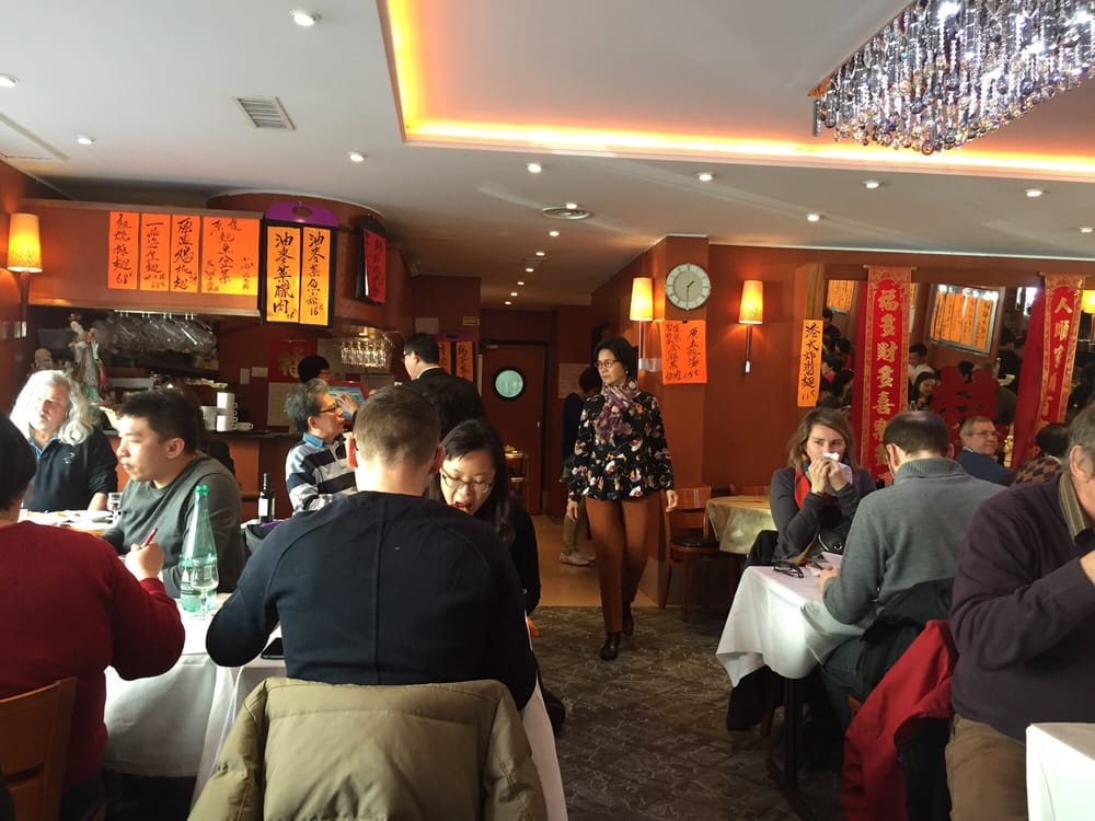 Restaurant Sinorama Paris