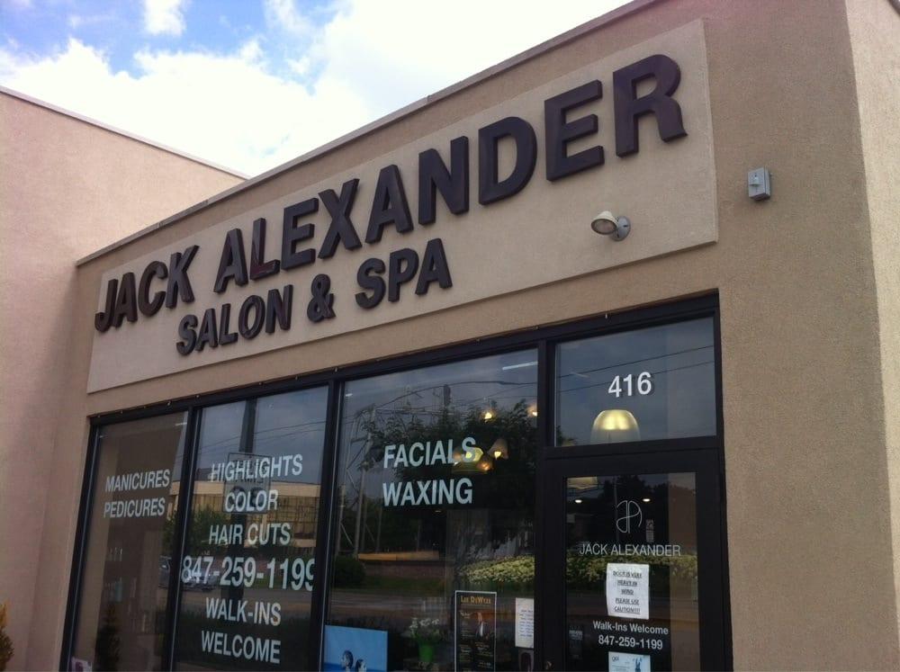 Jack alexander salon spa 40 foto 39 s 16 reviews for W salon and spa