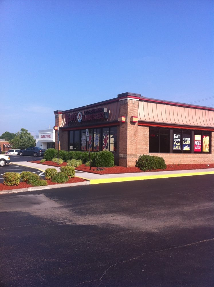 Knoxville Fast Food Near Me