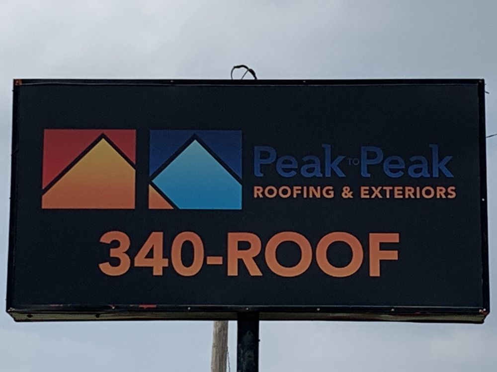 Peak To Peak Roofing & Exteriors