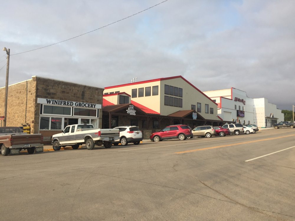 1028 Steakhouse: 205 Main St, Winifred, MT