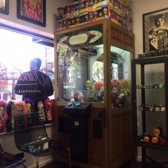 Photo of wunderland custom tattoo gainesville fl united states claw machine